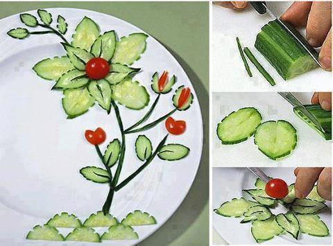 декорация за салата