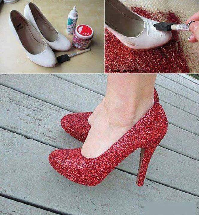 обувки с нов облик