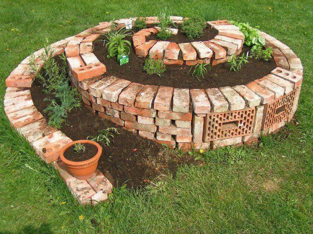 алпинеум в градината