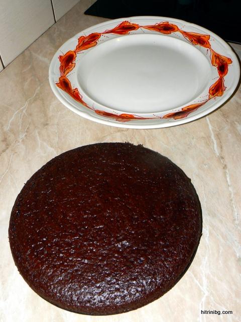 блат за тортата