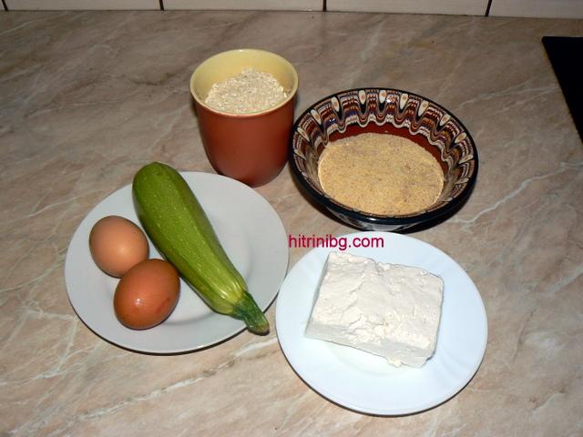 продукти за оризови кюфтета