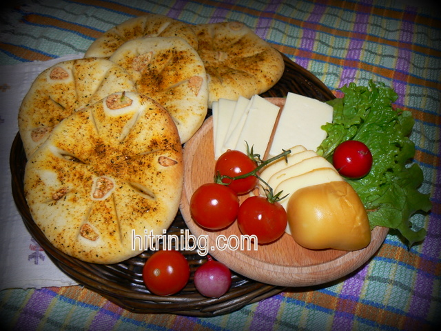 пикантни хлебчета