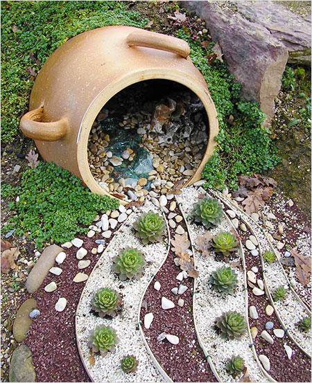 интересни идеи за градината