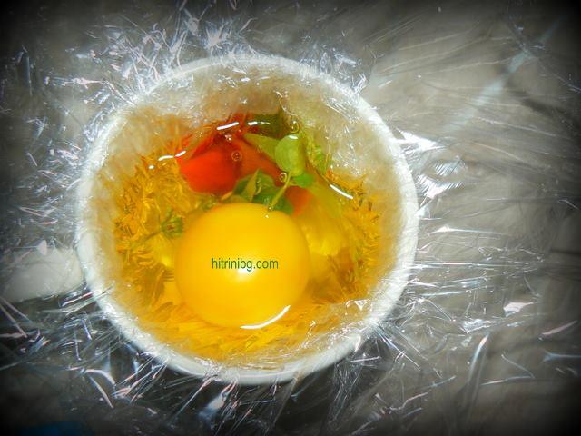 поширани яйца