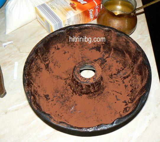 шоколадов кекс