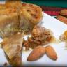 баклава с орехи и бисквити