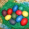 Яйца за Великден - декорация