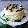 Торта с череши и маскарпоне