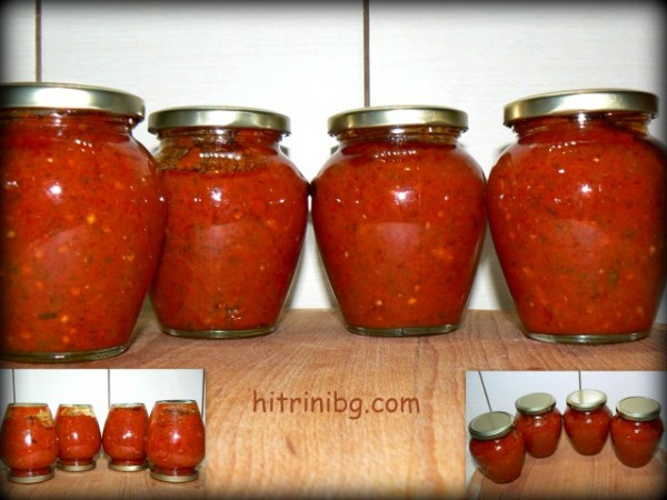 пикантна доматеница
