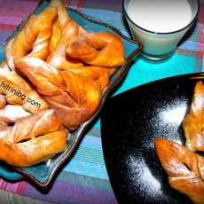 Ванилови бухти за закуска