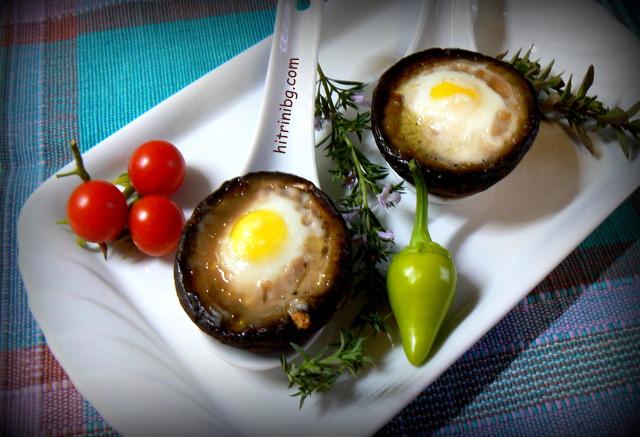 яйца от пъдпъдъци