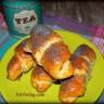 Кифли с локум - домашна рецепта