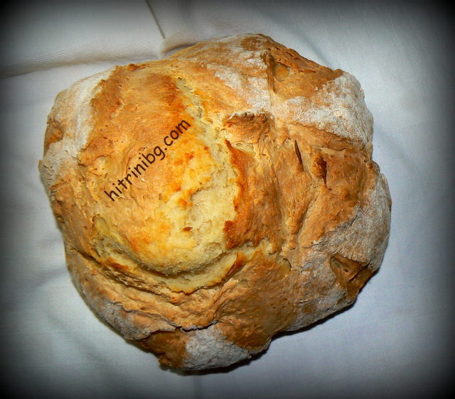 соден хляб