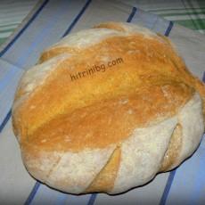 царевичен хляб - лесна рецепта