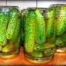 Кисели краставички с аспирин