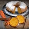Кекс с моркови - икономичен