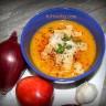 Крем супа от тиква с мащерка