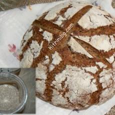 Квас за хляб - приготвяне