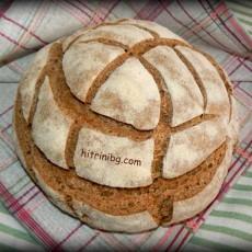 Хляб с квас - различни рецепти