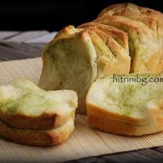Маслен хляб с подправки
