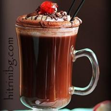 Домашна рецепта за горещ шоколад