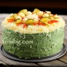 Солена палачинкова торта