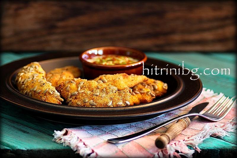 филе със семки 123