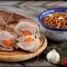 Руло от свинско месо за двама