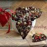Шоколадови сърца за Свети Валентин