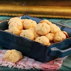 Бисквити във форма