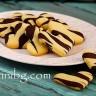 Шарени бисквити с масло