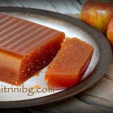 Домашна рецепта за ябълков мармалад