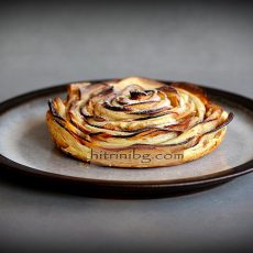 Ябълков сладкиш-лесна рецепта