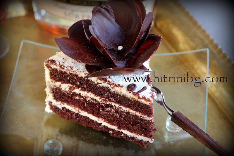 торта Ден и нощ за рожден ден