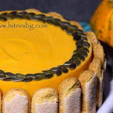 Тиквена торта - лесна рецепта