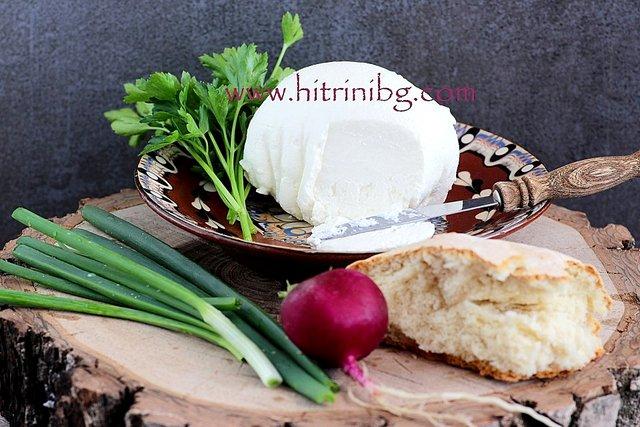 вкусно крем сирене