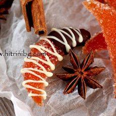 Захаросани дюли за зимата