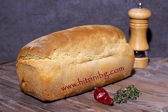 хляб със суроватка