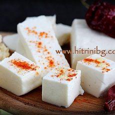 Домашно сирене - приготвяне и съхранение