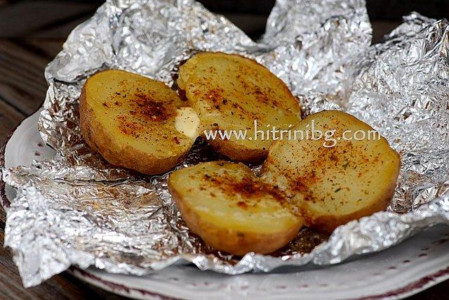 цели картофи