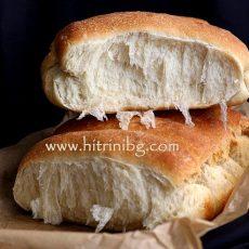 Малки хлебчета по домашна рецепта