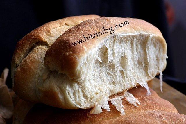 чудесни малки хлебчета