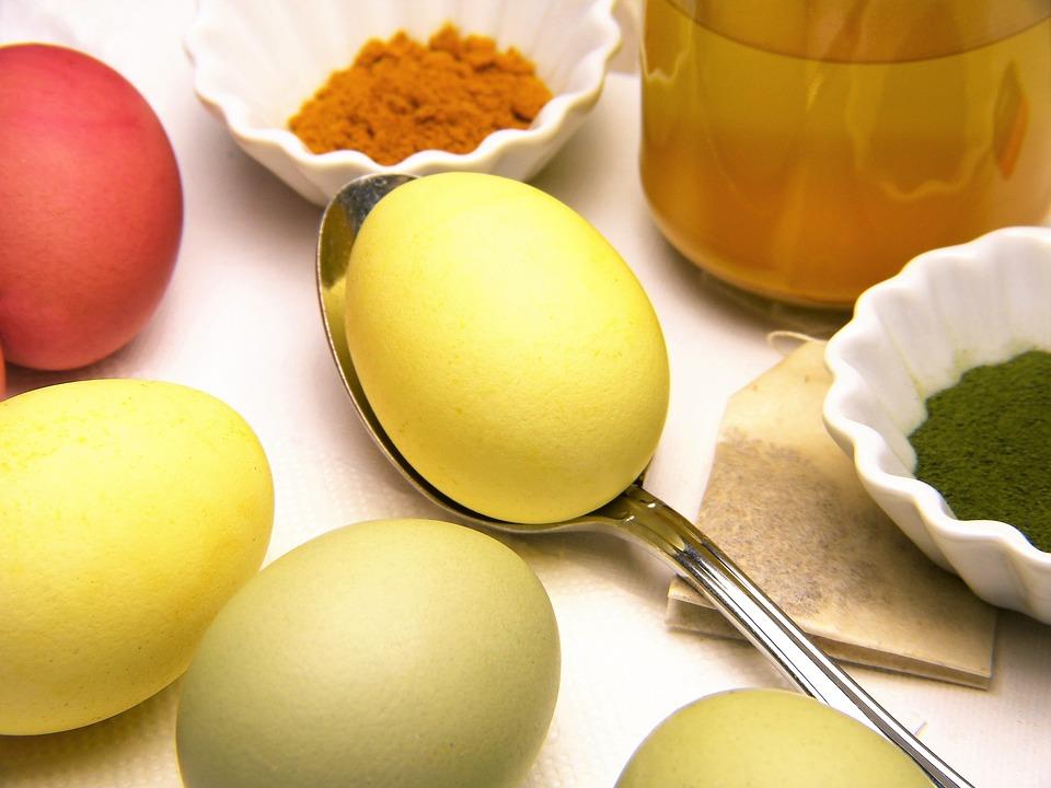 яйца за празника