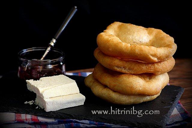 Вкусни мекици от типово брашно