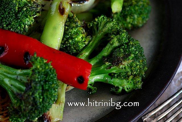 рецепти с броколи