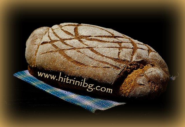 цял хляб с лимец