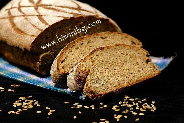 хляб с лимец