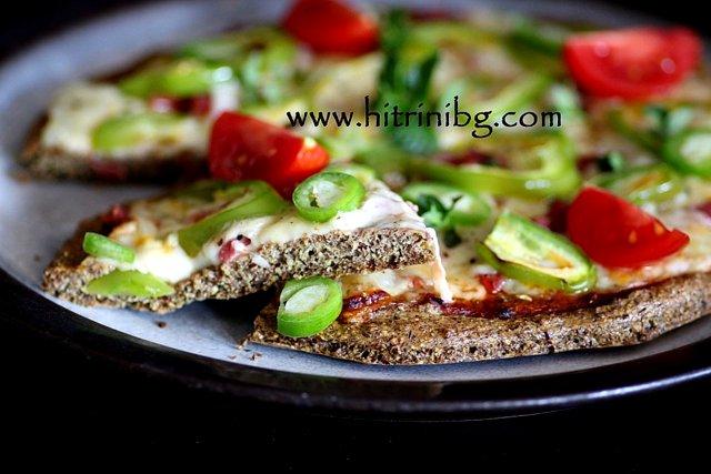 пица без брашно