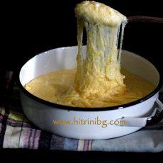 Мухлама - разядка от турската кухня
