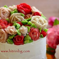 Корейски крем за цветя